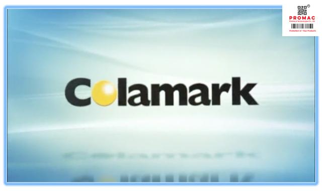 Thương hiệu máy dán nhãn cào Colamark