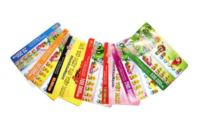Các loại thẻ cào điện thoại, thẻ cào game phổ biến hiện nay