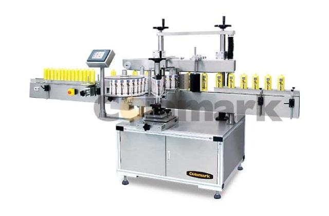 Máy dán nhãn chai nhựa tự động