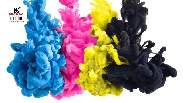 hệ màu trong in ấn CMYK