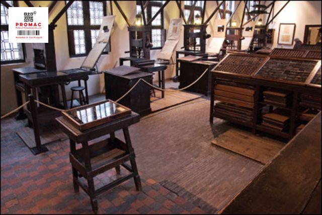 lịch sử ngành in ấn