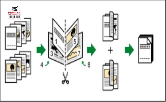 vài kỹ thuật bình trang trong in ấn