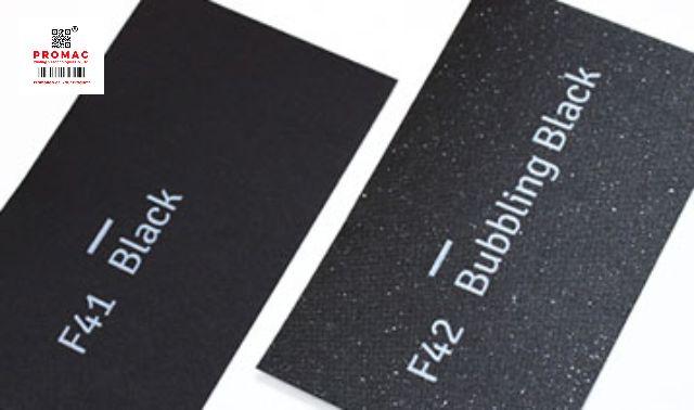 màu đen trong in ấn chuyên nghiệp