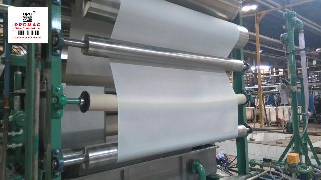 biến bột thành giấy