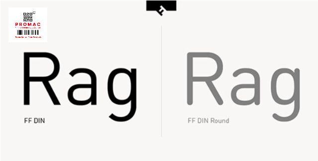 những font chữ đẹp làm logo