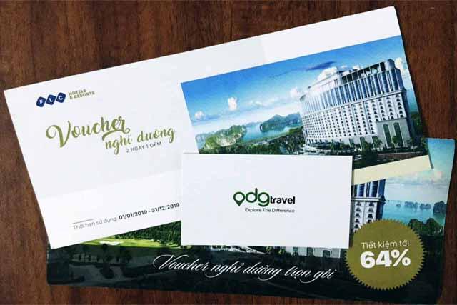 Phiếu giảm giá khách sạn
