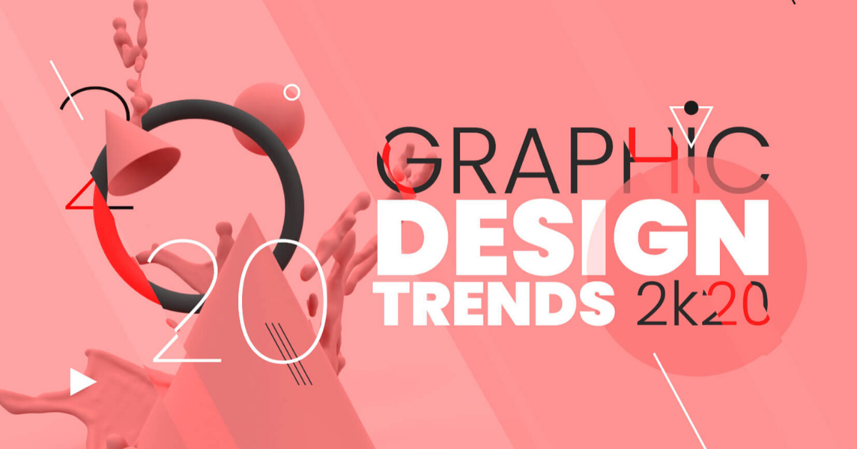 #13 Xu hướng thiết kế đồ họa nổi bật hàng đầu năm 2020