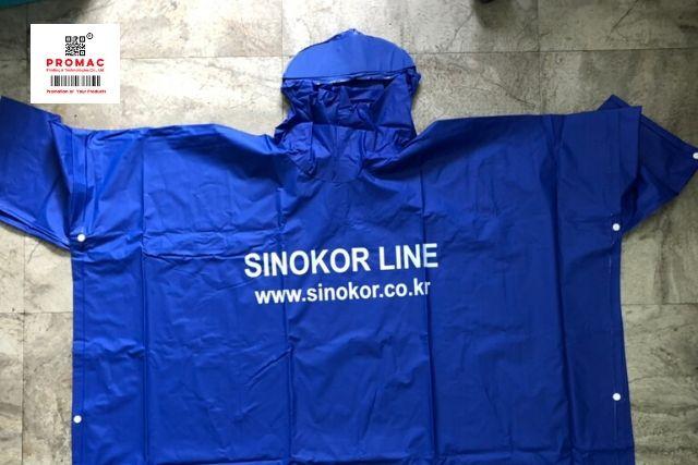 áo mưa quà tặng quảng cáo chất lượng