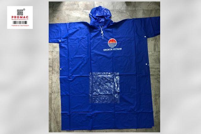 áo mưa quà tặng quảng cáo giá rẻ