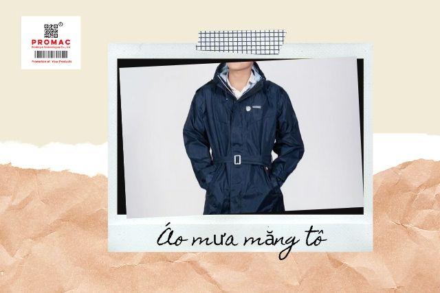 áo mưa quà tặng quảng cáo là gì