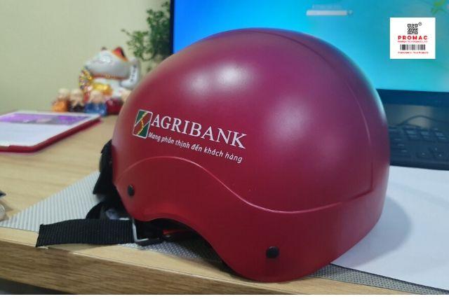 mũ bảo hiểm quà tặng quảng cáo giá rẻ