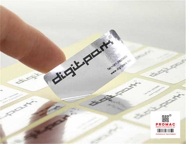 giấy in tem bảo hành