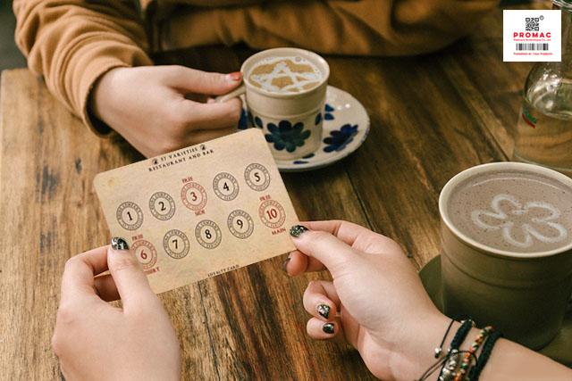 chương trình khuyến mãi quán cafe