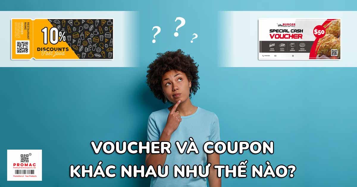 voucher và coupon